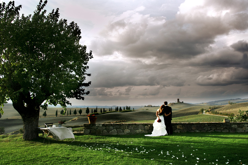 Matrimonio Toscana Location :